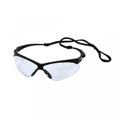 JONES-STEPHENS G30-011 CLEAR NEMESIS SAFETY GLASSES