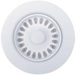 BLANCO 441091 31/2 WHITE BASKET STRAINER