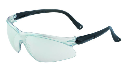 JONES-STEPHENS G30-003 CLEAR VISIO SAFETY GLASSES