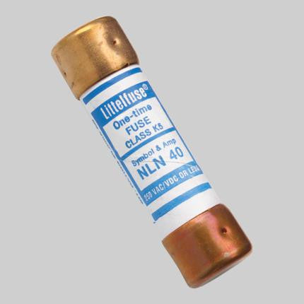 DIVERSIT 7-10KOTN60 60AMP ONE TIME FUSE