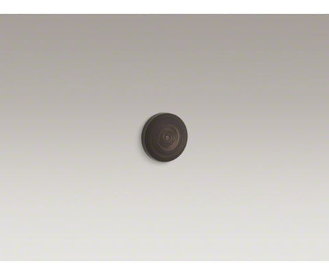 KOHLER K-4061-2BZ OIL RUBBED BRONZE OVERFLOW COVER