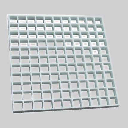 DIVERSIT 650-300 EGG CRATE LOUVERS 20/BOX