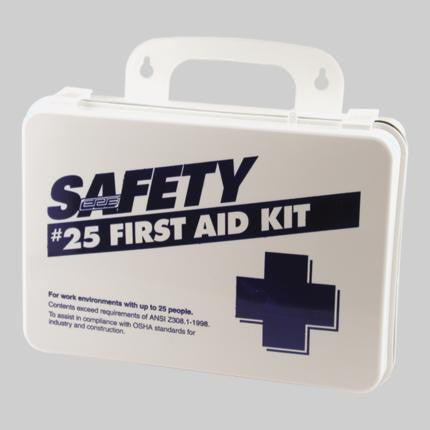 DIVERSIT FAK-25 FIRST AID KIT 1/PK