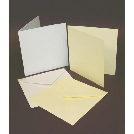 Craft UK Square Card Blanks & Envelopes 3