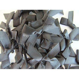 Craftitems 100 Small 7mm Satin Ribbon Bows 08606-The Creative Bride