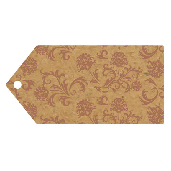 Eleganza Craft Gift Tag - Marigold-The Creative Bride
