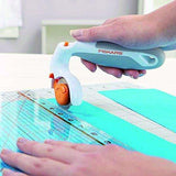 Fiskars Pivoting Rotary Cutter 45 mm-The Creative Bride