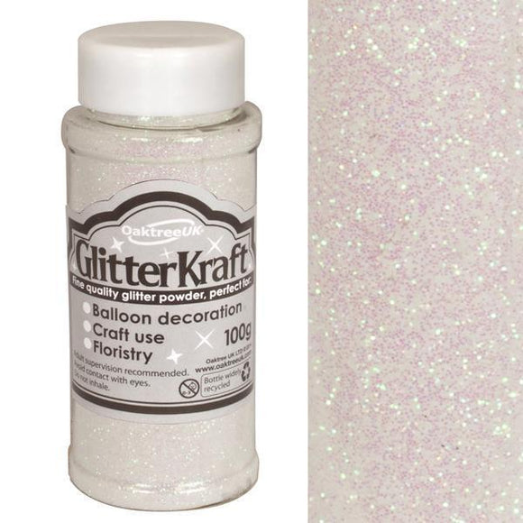 Glitter Kraft Fine Glitter - Iridescent-The Creative Bride