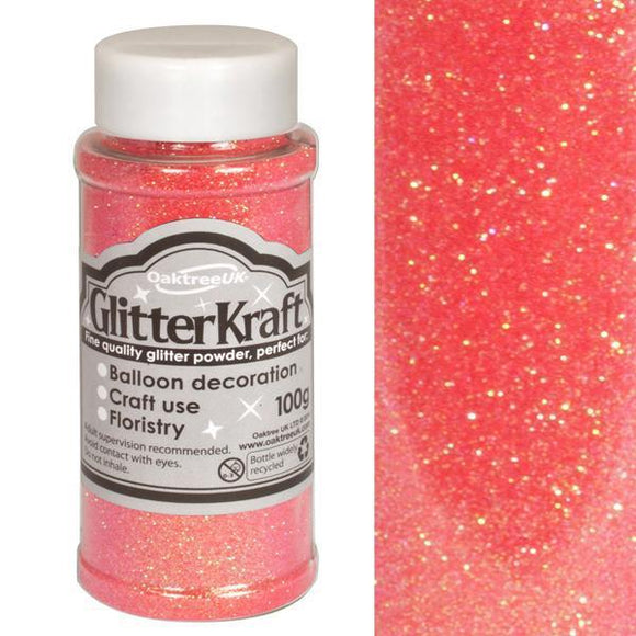 Glitter Kraft Fine Glitter - Sugar Pink-The Creative Bride