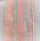 Berisfords Copper Sparkly Lame Metallic Glitter Ribbon 7, 15, 25, 40mm