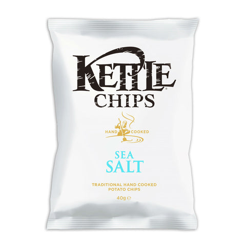 Kettle Sea Salt  150G