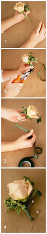 diy boutonniere orig large - HOW TO MAKE A BOUTONNIERE