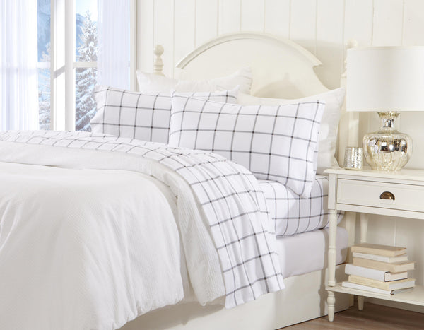 Belle Collection sheet set at Great Bay Home