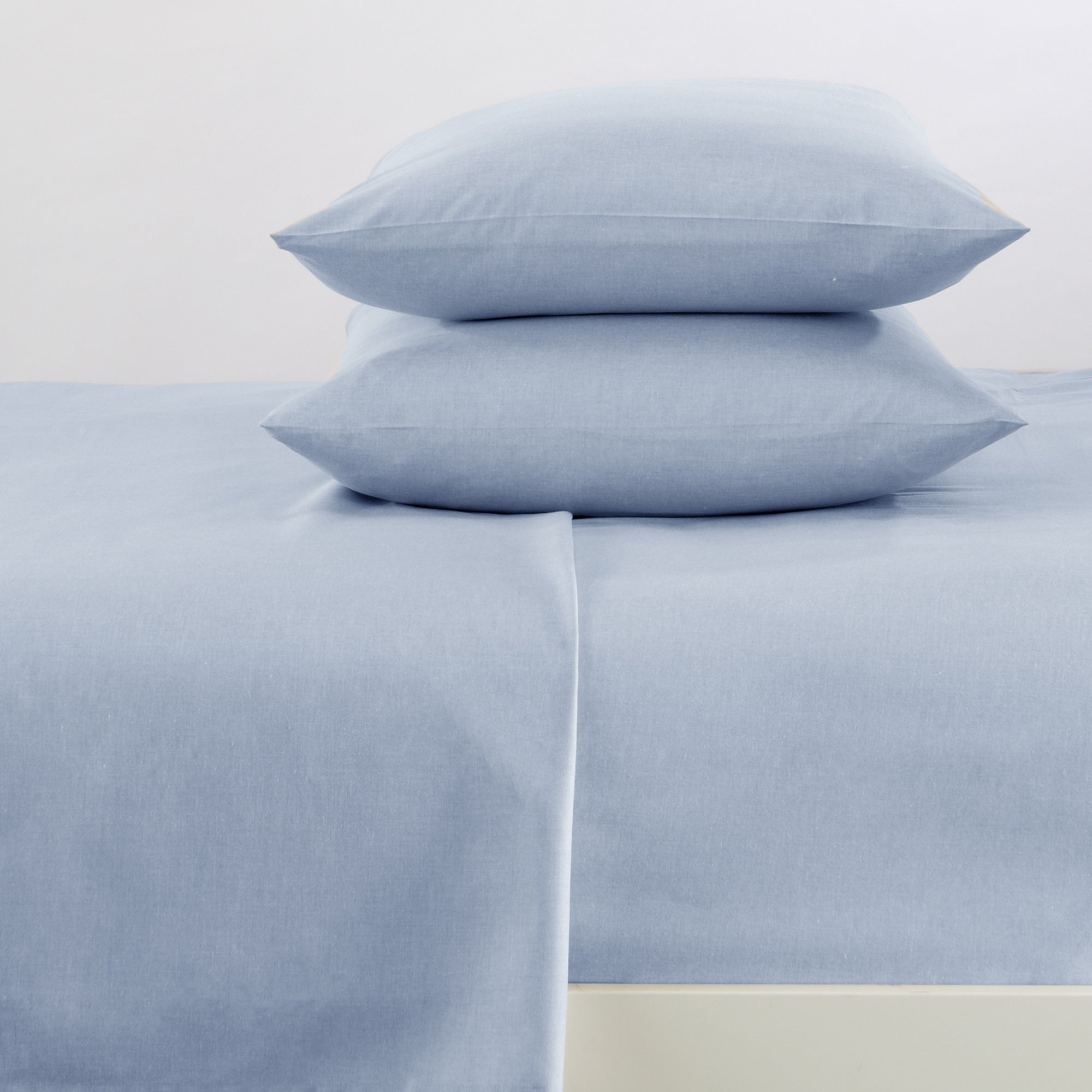 Blaire Recycled Percale Sheets