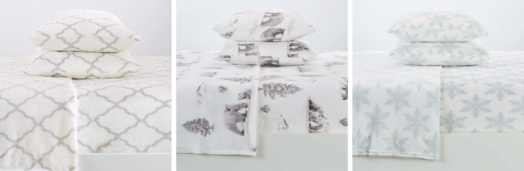 Printed Luxe Sheets