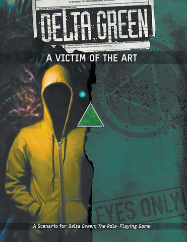 Delta Green: A Victim of the Art (paperback)