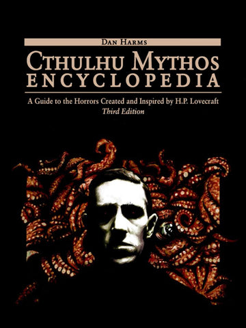 Cthulhu Mythos Encyclopedia (ebook)