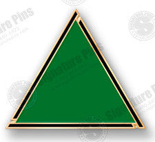 Delta Green Lapel Pin