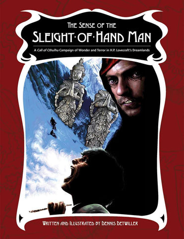 Sense of the Sleight-of-Hand Man (paperback)