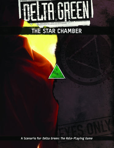 Delta Green: The Star Chamber (paperback)