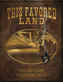 Wild Talents: This Favored Land (paperback)