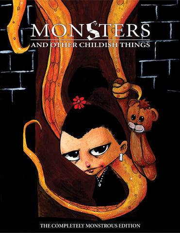Monsters and Other Childish Things (hardback)