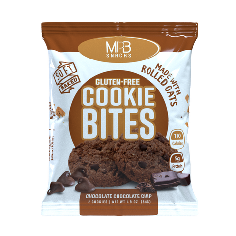 Chocolate Chocolate Chip - NEW - MPB Snacks