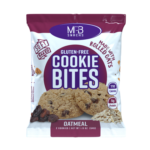 Oatmeal - NEW - MPB Snacks