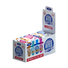 Cookie Bites Variety Box - MPB Snacks