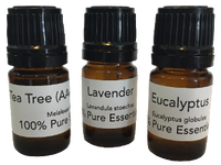 Essential Oils, 3 Pack