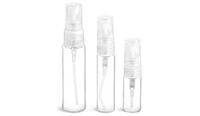 Glass Spray Bottles, Clear