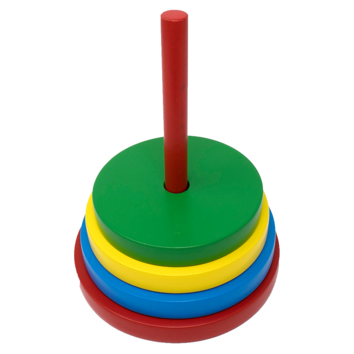 Rainbow Stacker circle (10 Pcs)