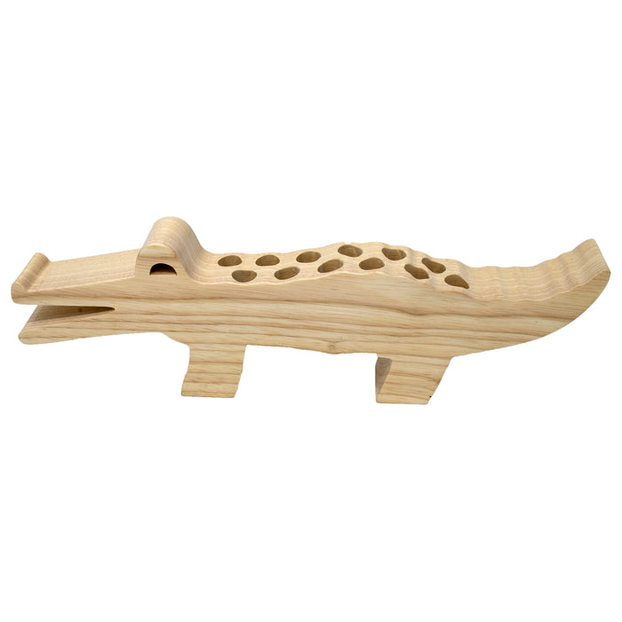 Marker / Pen / Pencil wooden Holder - Alligator™