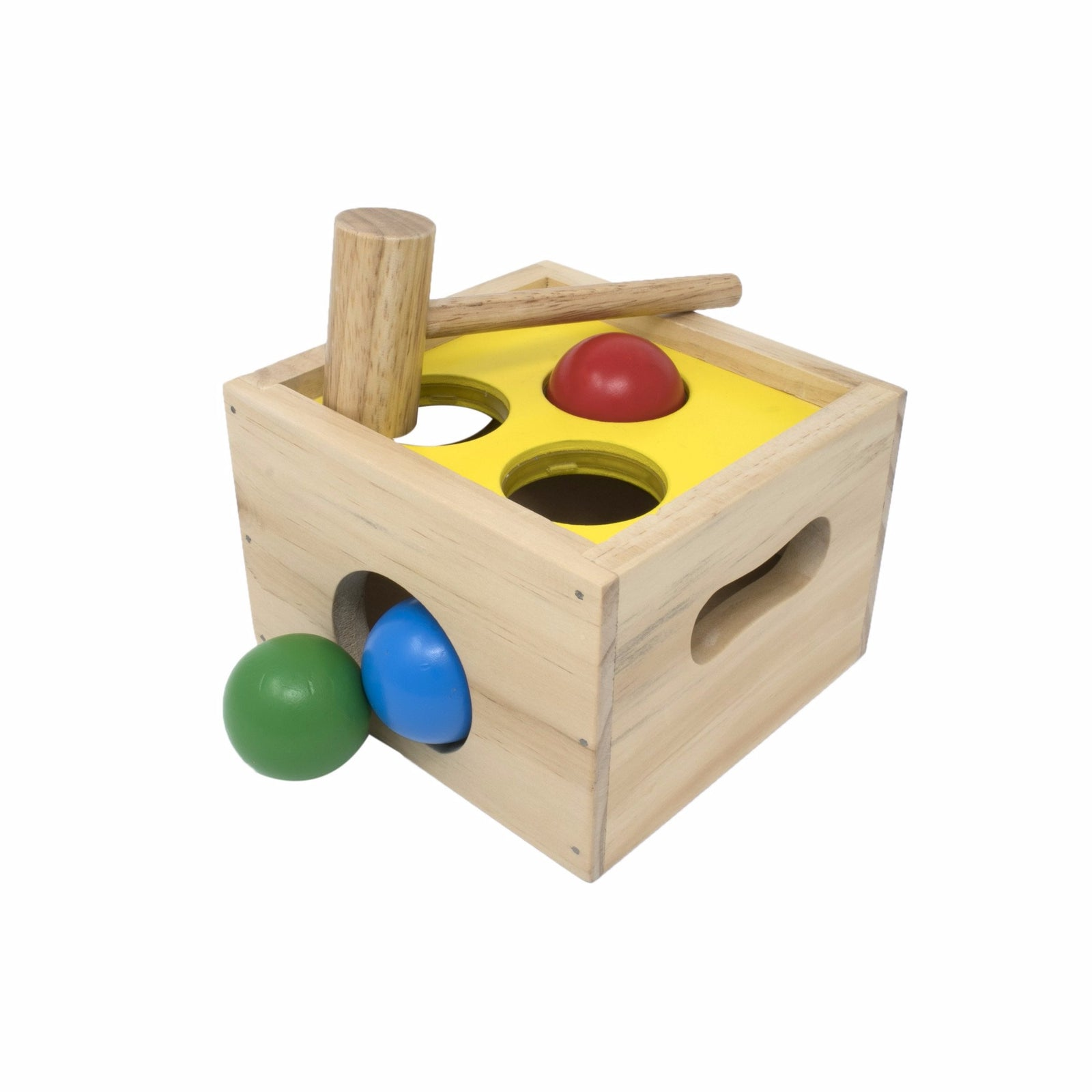 Punch Pound Early Learning Wooden Toy Educational Toy