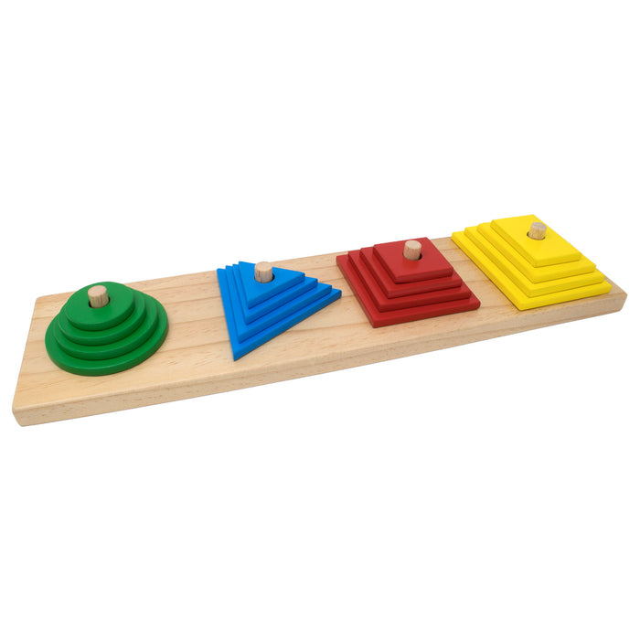 Stack and Sort Board Multisize
