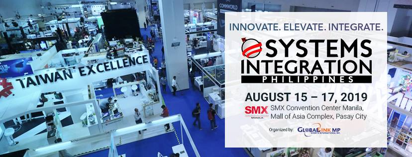 The leading Technology Show - Systems Integration Philippines 2019