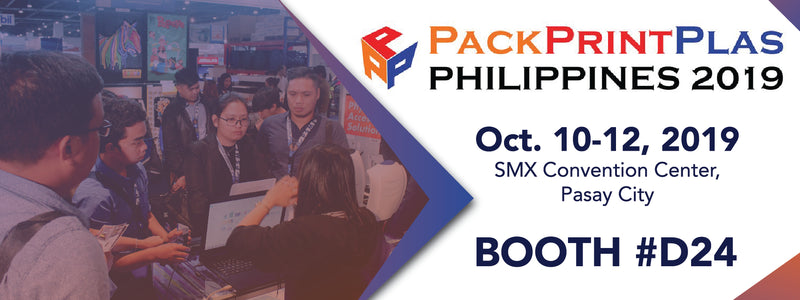 The Largest Industrial and Machinery Trade Show - Pack Print Plas Philippines 2019