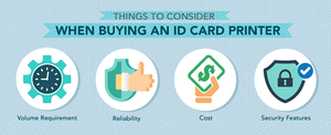 Things to consider when buying an ID card printer