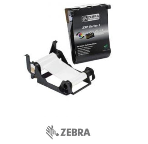 Zebra 800011-109 White Monochrome Ribbon for ZXP Series 1
