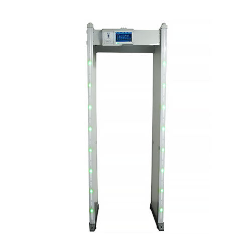 CCS-800D 24 Zone LCD Walk Through Metal Detector