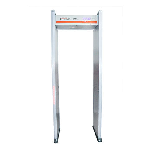 CCS-EB 18 Zone LCD Walk Through Metal Detector