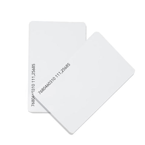 Smart and PVC Cards