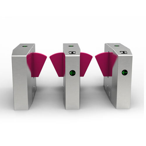 CXT-Y240B Fully Automatic Flap Turnstile