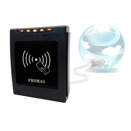 Promag ER750-10 TCP/IP Smart ID Reader with POE
