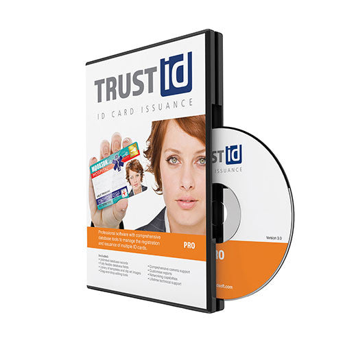 Magicard Trust ID Software Pro Version
