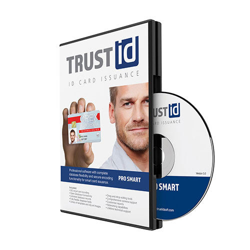 Magicard Trust ID Software Pro Smart Version