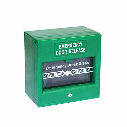 Nordson NF-89 Break Glass Fire Emergency Exit Release