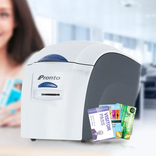 Magicard Pronto - Hand-fed Card Printer Series