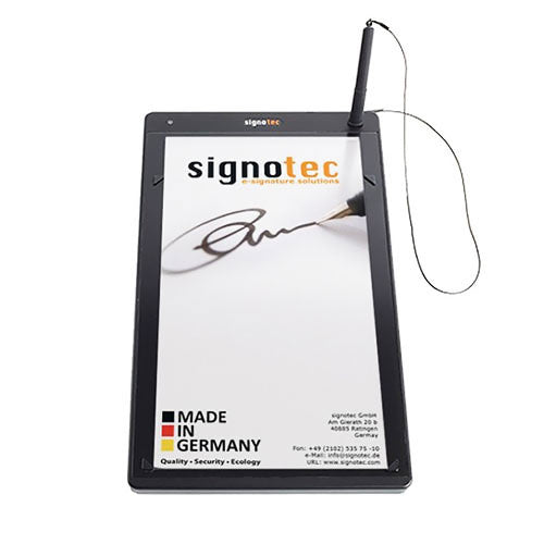 Signotec Alpha Α Full A4 Size