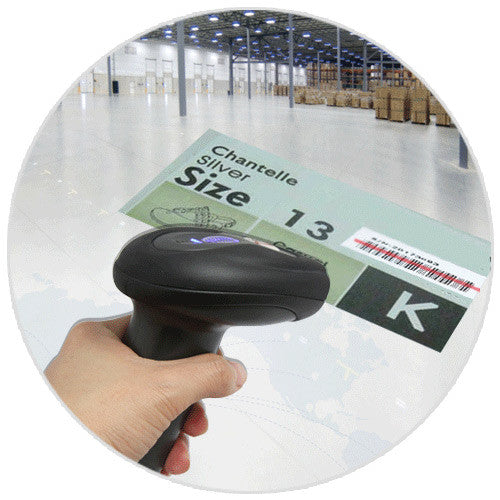Sunlux XL-9310 Wireless Barcode Scanner